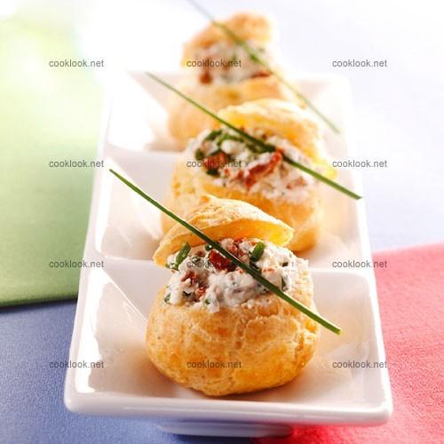photographie culinaire image recette choux sal s avec cooklook. Black Bedroom Furniture Sets. Home Design Ideas