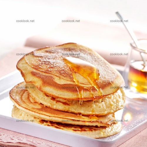 Photo culinaire Pancakes - Cooklook : photo recette ...
