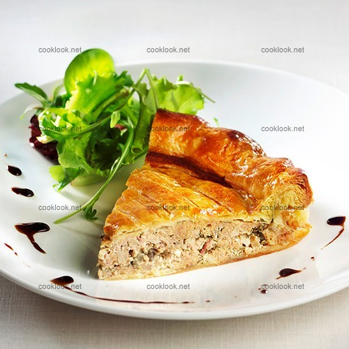 Tourte Alsacienne