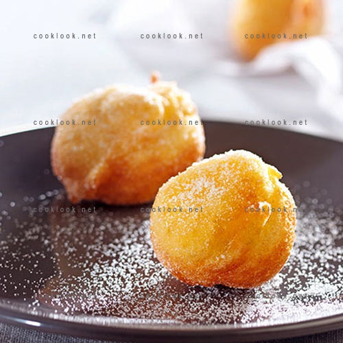 Petits Beignets au fromage blanc
