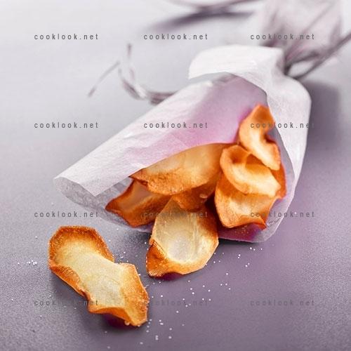 Chips de panais