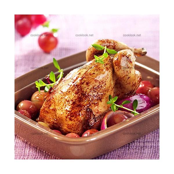 Images recettes et photos culinaires base de caille cooklook - Comment cuisiner les cailles ...