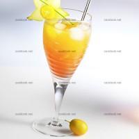 photo recette Three passion vodka