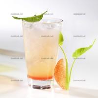 photo recette Pink vodka