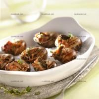 photo recette Petits gris farcis