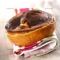 photo recette Le tourteau fromagé