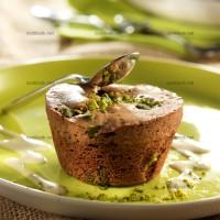 photo recette Gâteau chocolat pistaches