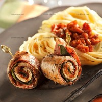 photo recette Saltimbocca alla romana