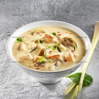 photo recette Volaille au curry vert