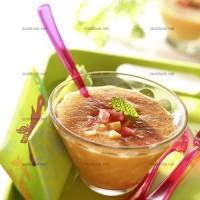 photo recette Velouté pastèque melon