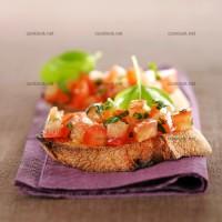 photo recette Toastinettes à l'italienne