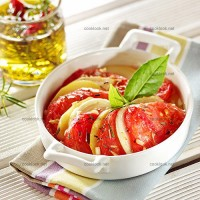 photo recette Gratinée de tomates