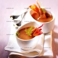 photo recette Bisque de crevettes