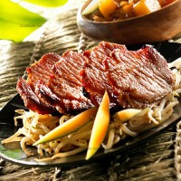 photo recette Filet de porc thaï