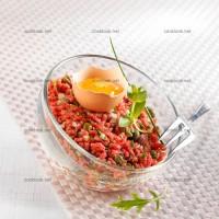 photo recette Tartare de boeuf