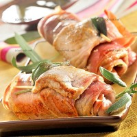 photo recette Saltimbocca