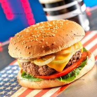 photo recette Hamburger One