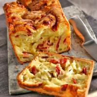 photo recette Cake aux oignons