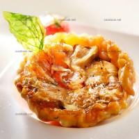 photo recette Tartelette aux endives