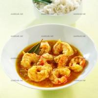 photo recette Jhinga Malai