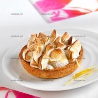 photo recette Tartelettes au citron meringuées