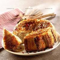 photo recette Charlotte aux pommes reinettes