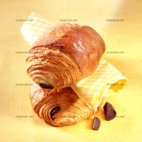 photo recette Pain au Chocolat