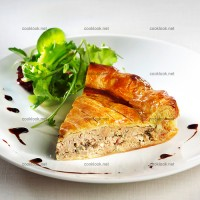 photo recette Tourte Alsacienne