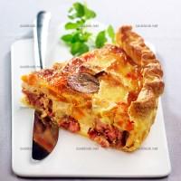 photo recette Quiche Normande