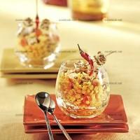 photo recette Lentilles corail au tofu à l'indienne