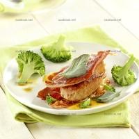 photo recette Grenadin de veau à Rome