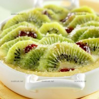 photo recette Kiwis en gratin