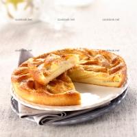 photo recette Gâteau à la pomme