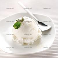 photo recette Glace au yaourt
