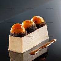 photo recette Lingot à la cannelle et pommes au pavot