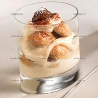 photo recette Tiramisu aux marrons