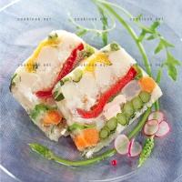 photo recette Terrine de poisson aux légumes