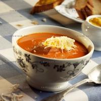 photo recette Soupe de poissons au safran