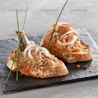 photo recette Rillettes de sardines