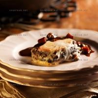 photo recette Queue de bœuf et foie gras en sauce au vin
