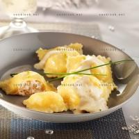 photo recette Ravioles de homard et sauce Noilly Prat