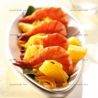 photo recette Crevettes et ananas à la créole