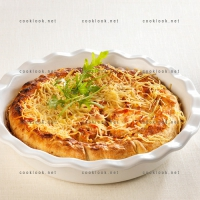 photo recette Quiche au thon