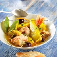 photo recette Soupe de lotte au fenouil