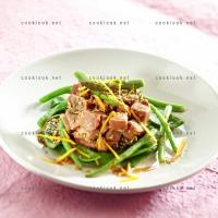 photo recette Tartare de thon aux saveurs asiatiques