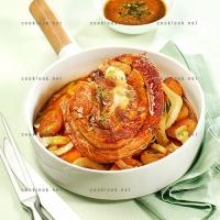 photo recette Tendrons de veau aux abricots secs et macis