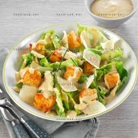 photo recette Salade Caesar