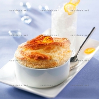photo recette Passion en soufflé et en caramel