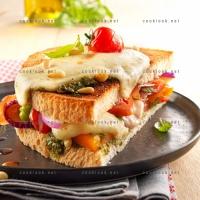 photo recette Croque italien