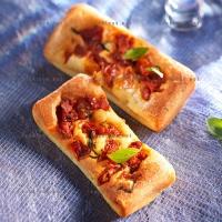 photo recette Mini cakes tomate parmesan